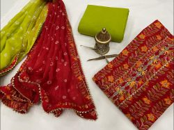 Crimson gota work suits buy online