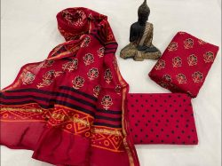 White Chanderi salwar suits for wedding with price